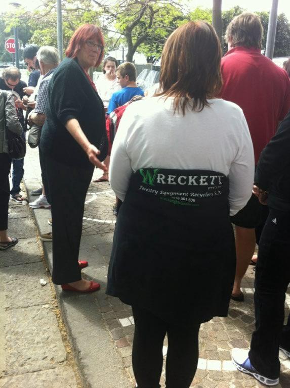 Allways warmer with Wreckett