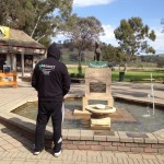 Wreckett at the Tuckerbox Gundagai